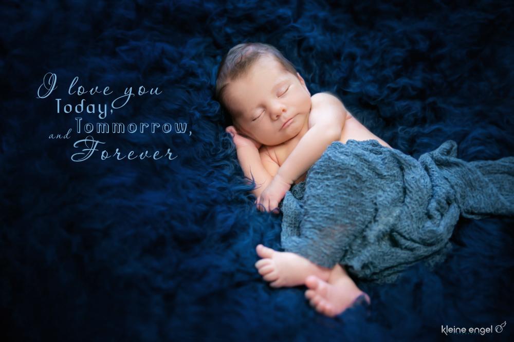 Neugeborenenfotos Basel