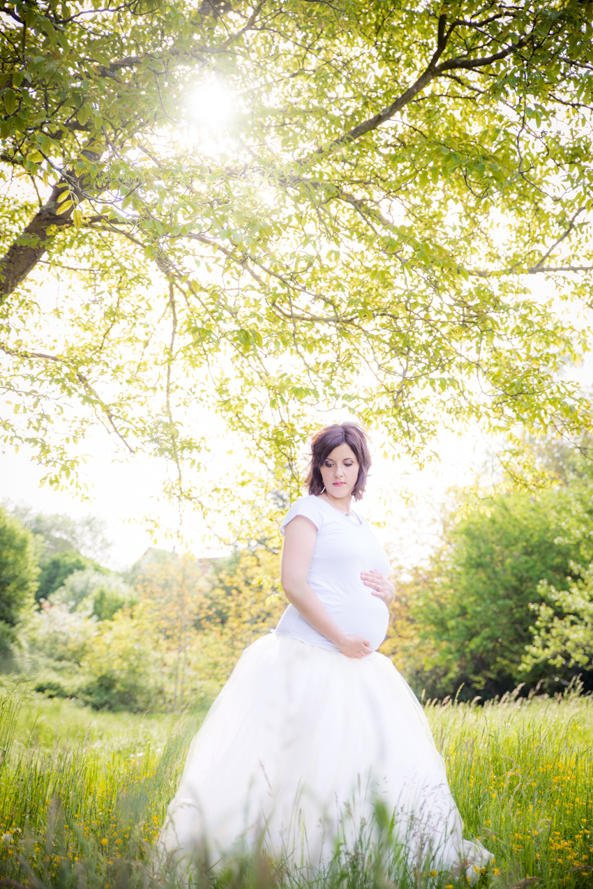 Bellydress Wehr Babybauch Fotoshooting Basel
