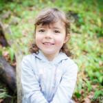 Kindergartenfotos im Wald bei Lörrach