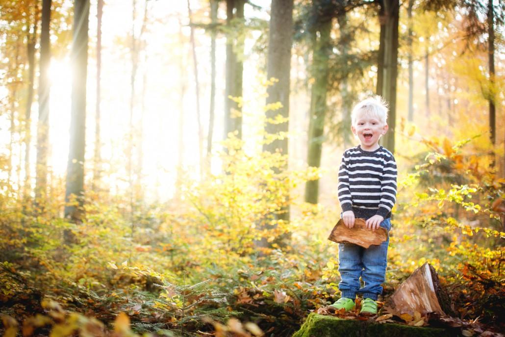 Kinderfotos Schopfheim Wald