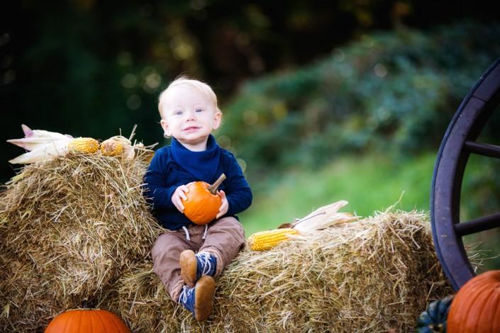 Kinderfotos Herbst Rheinfelden