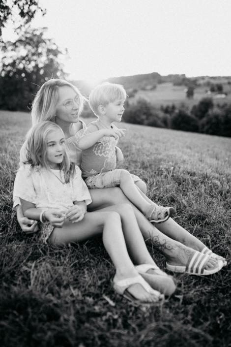 Familienfotoshooting Rheinfelden