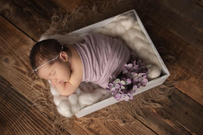 Babyfotoshooting Wrap