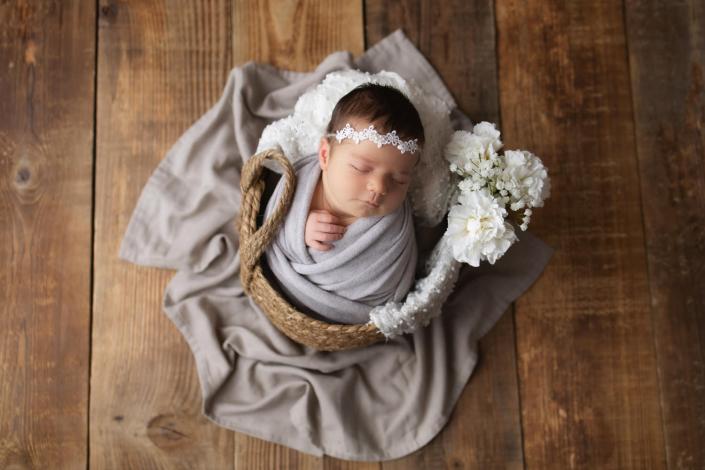 Babyfotoshooting in Rheinfelden