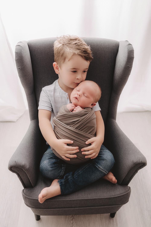 Geschwisterfotos Babyfotograf Lörrach