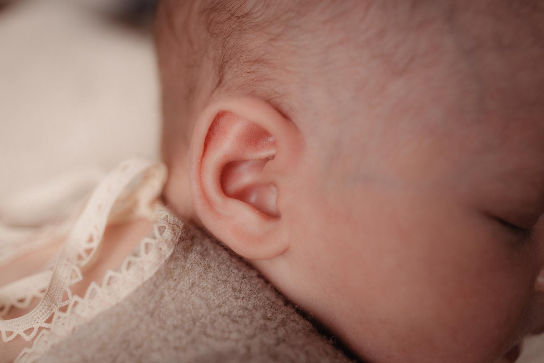 Babyfotoshooting Detail